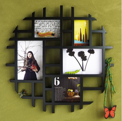 Picture of Round Wall Photoframe