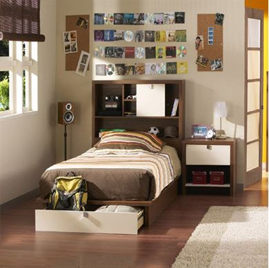 Picture of Exquisite Teenage Bedroom