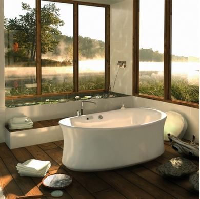 Picture of Modern Designer Jacuzzi