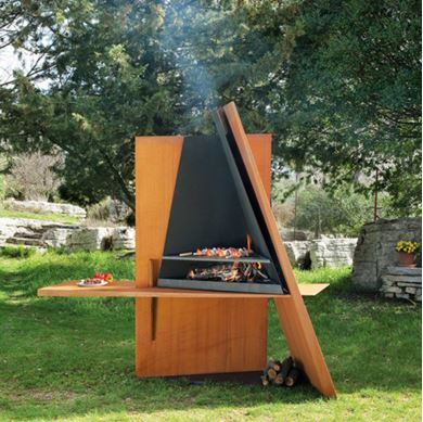 Picture of Modern Outdoor Grill