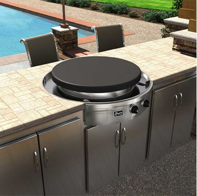 Picture of Integrated Outdoor Grill